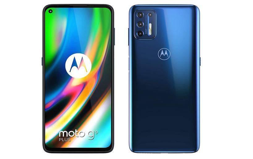Imagen del móvil Motorola Moto G9 Plus