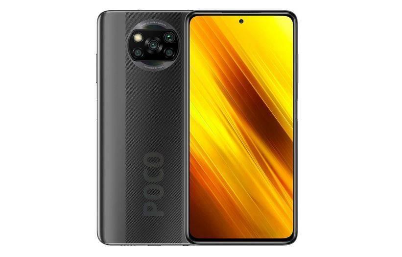 Imagen del móvil POCO X3 NFC