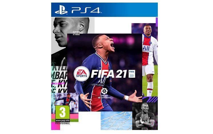 Imagen del juego FIFA 21 Standard Edition