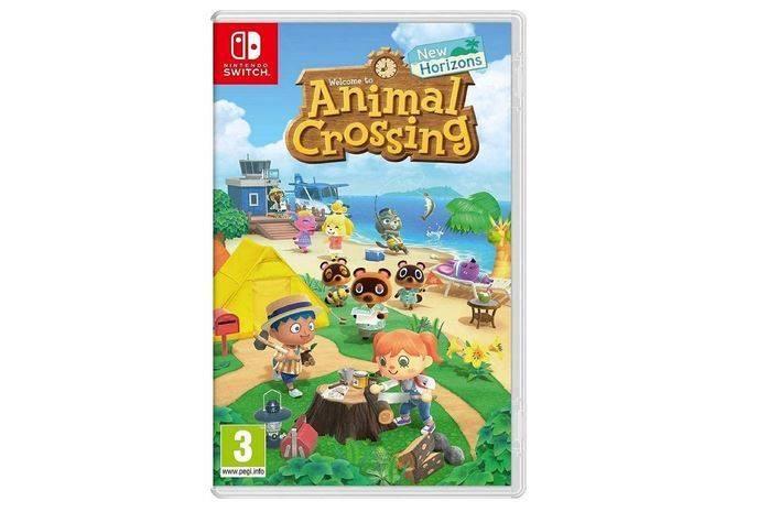 Imagen del juego Animal Crossing: New Horizons