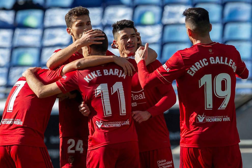 Roncaglia emula al Chimy con una carrera estratosférica en el segundo gol en Cornellà