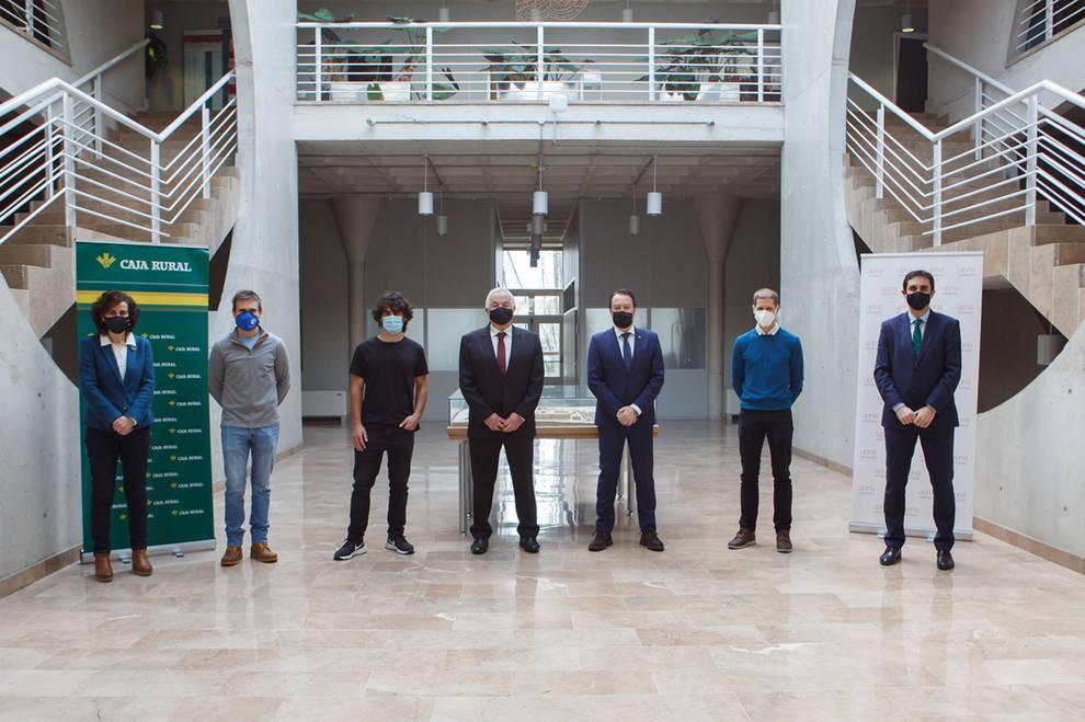 Reconocen a Neuraptic S.L. como nueva spin-off de la Universidad Pública de Navarra