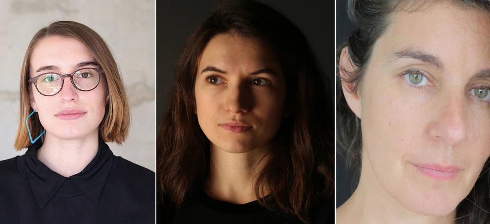 Tamara García Iglesias, Irati Gorostidi y Elisa Celda, candidatas para la edición X Films 2021