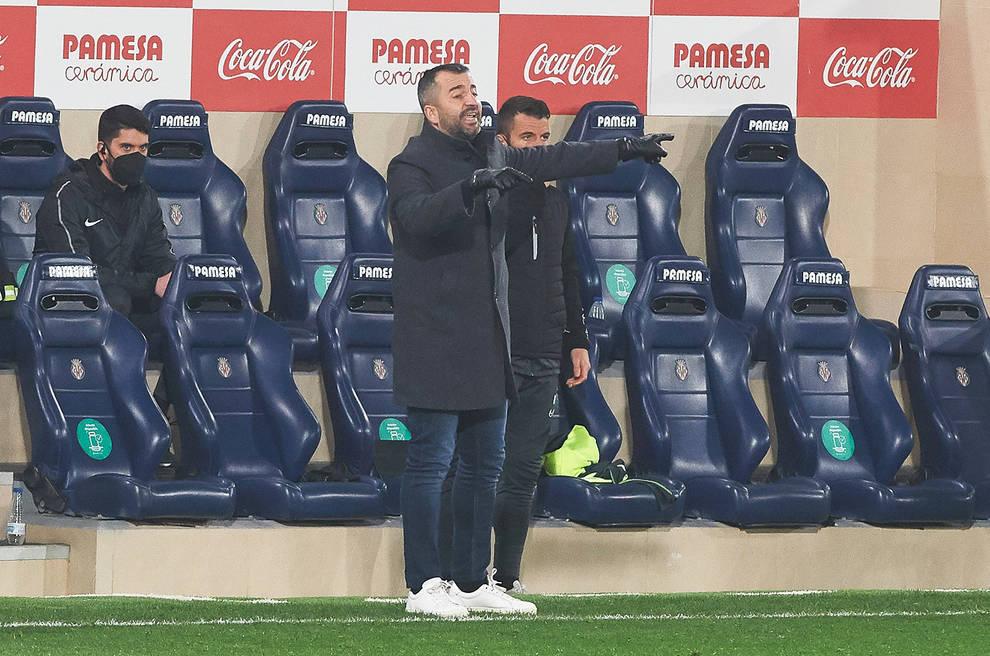 Diego Martínez: Osasuna exigirá todos los argumentos tácticos disponibles