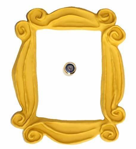 El mítico marco de la mirilla de Friends.