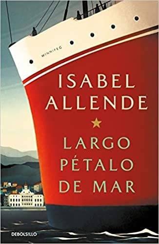 Imagen extraída del libro Largo Petalo de Mar de Isabel Allende