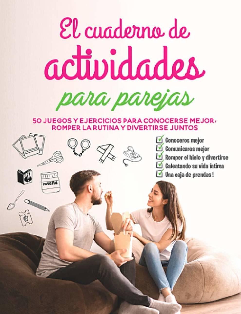 Libro de actividades para parejas