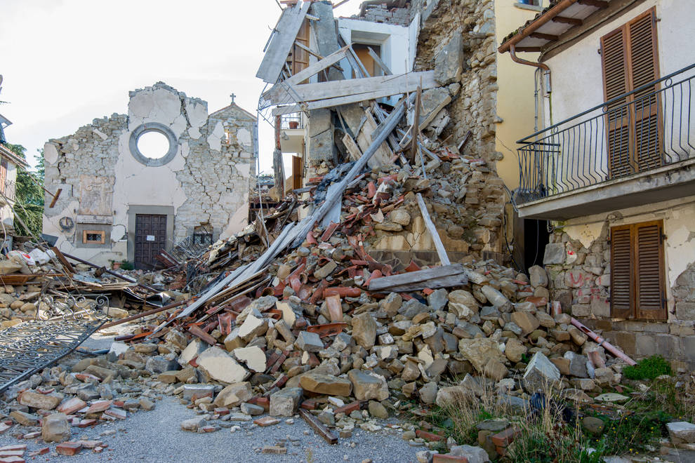 terremoto seguros