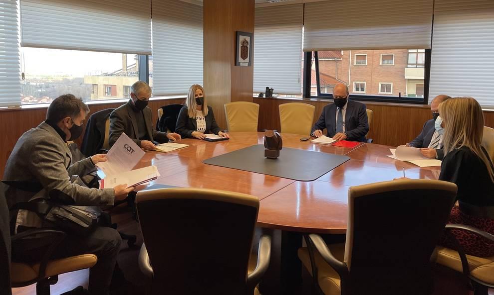 Gobierno y TSJN avanzan en las negociaciones para la ampliación del Palacio de Justicia
