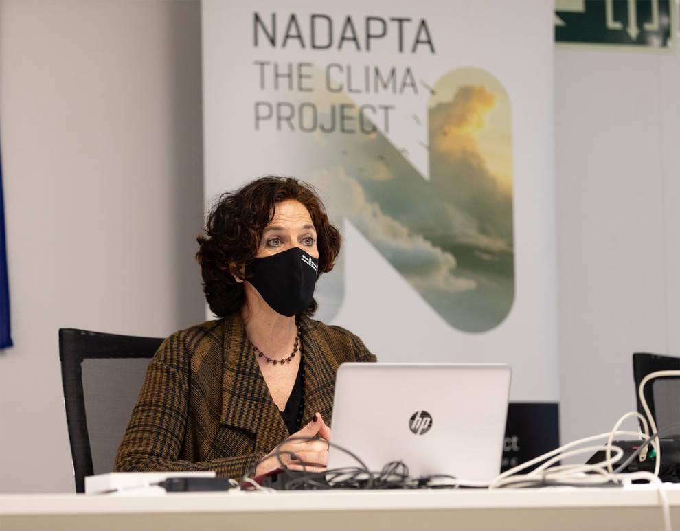Agricultura y ganadería, beneficiados en Navarra del proyecto NAdapta