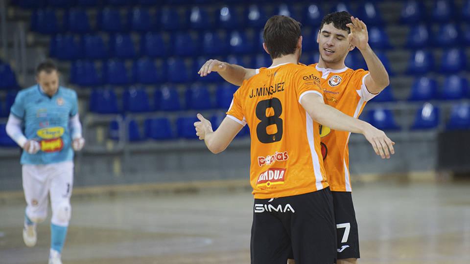 El Aspil Jumpers golea al Jaén y lo deja fuera de la Copa