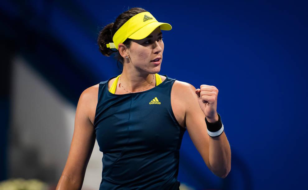 Muguruza llega fuerte a semifinales de Doha | Noticias de Tenis en Diario de Navarra