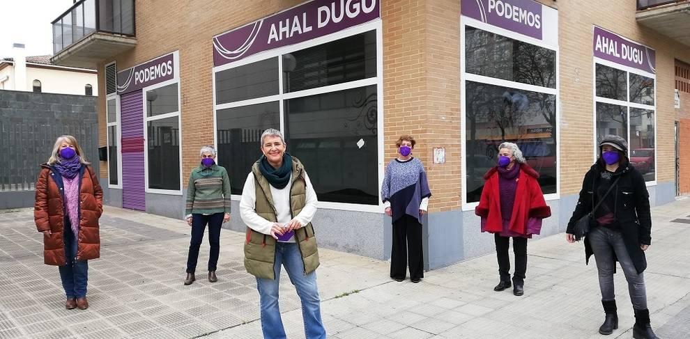 Neniques Roldán apuesta por una candidatura ecofeminista para Podemos