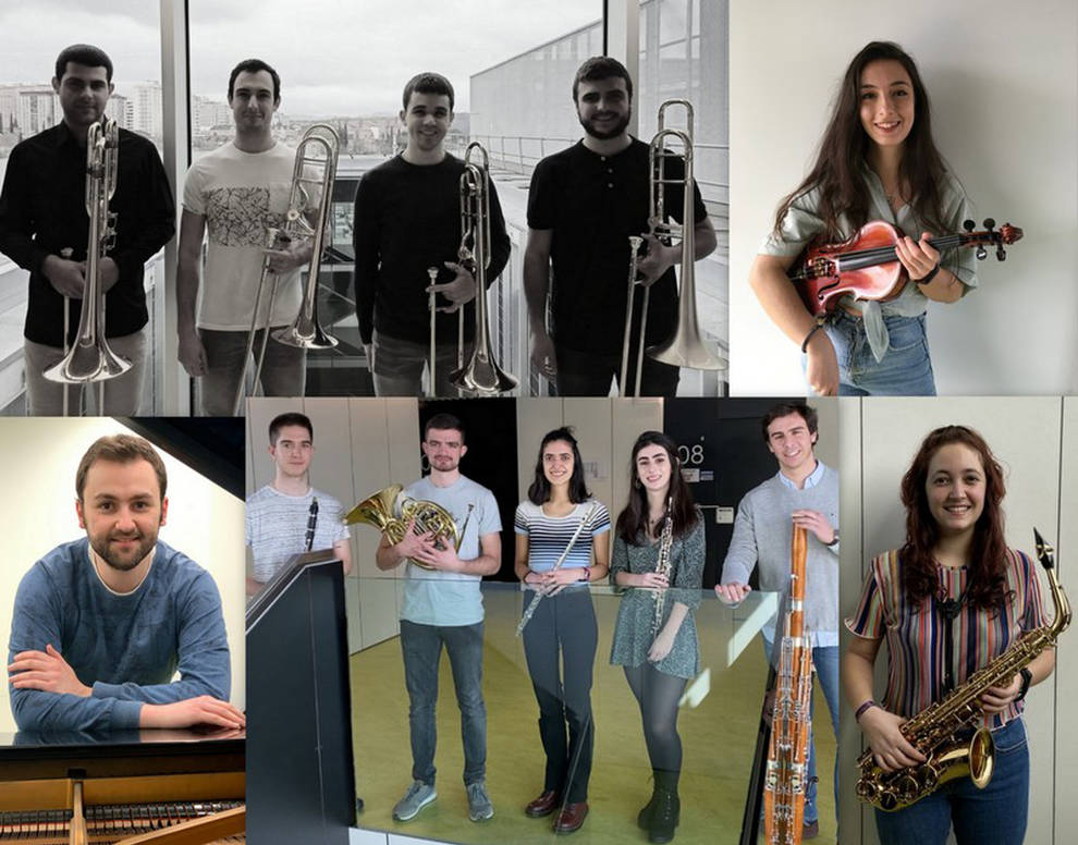 El Conservatorio Superior ofrece en streaming el segundo concierto de Jóvenes Intérpretes
