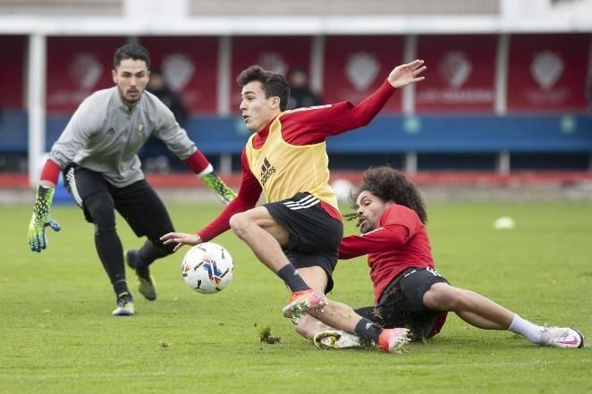 Osasuna prepara su próximo objetivo