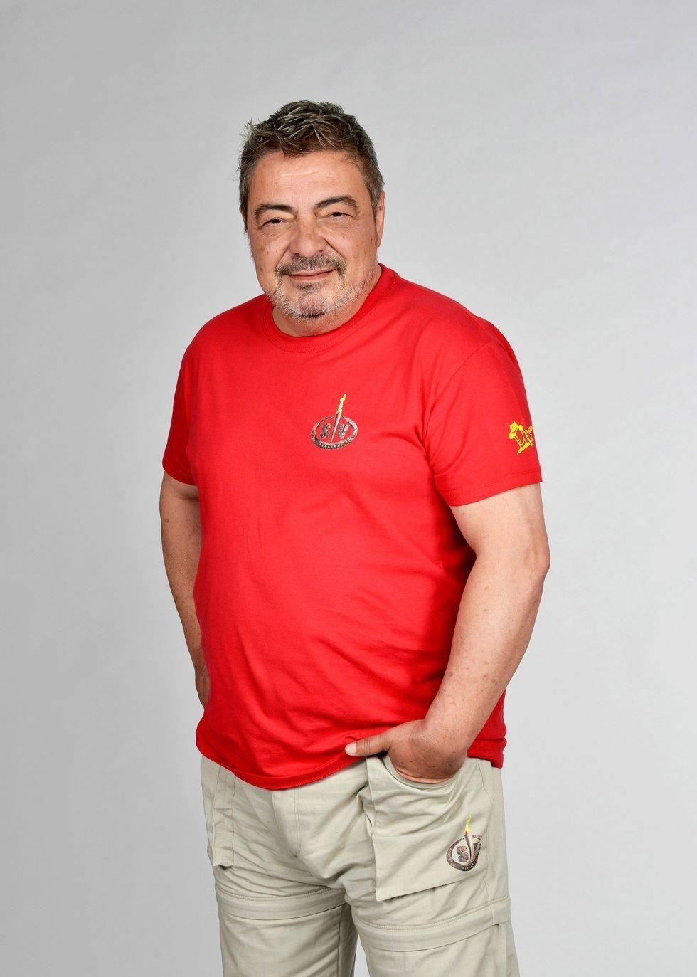 Supervivientes 2021: Antonio Canales