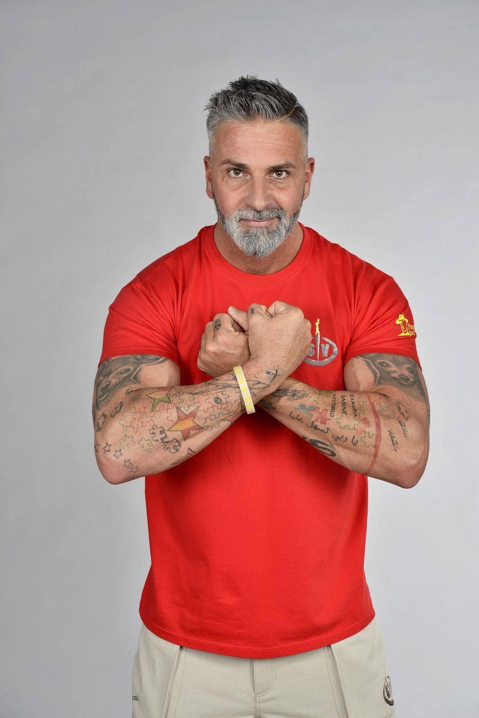 Supervivientes 2021: Carlos Alba