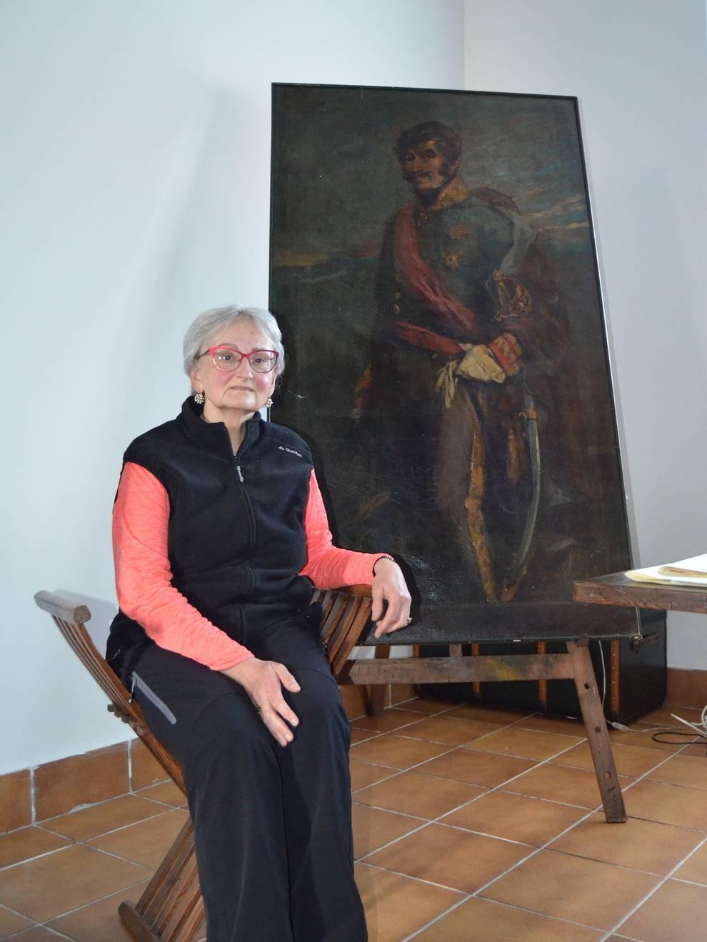 El Museo del Carlismo recibe el retrato del general José Ignacio Uranga