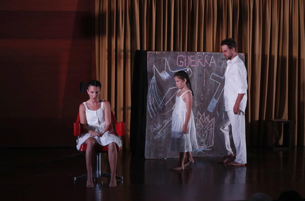 Abierta la convocatoria del ciclo Poética Teatral y de la Residencia del Festival de Olite