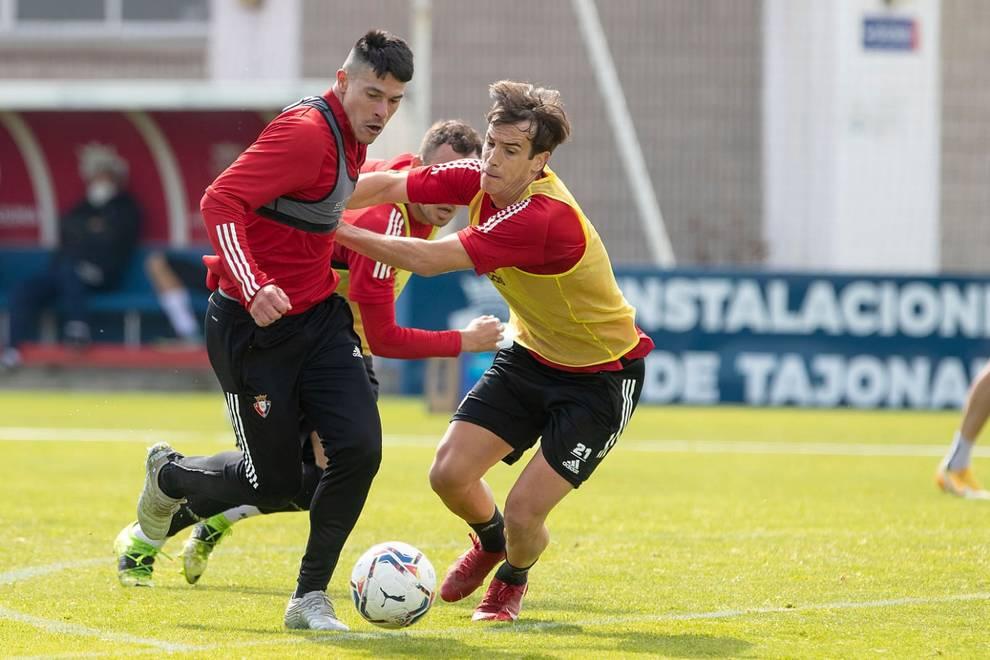 Iñigo Pérez, la gran noticia de Osasuna