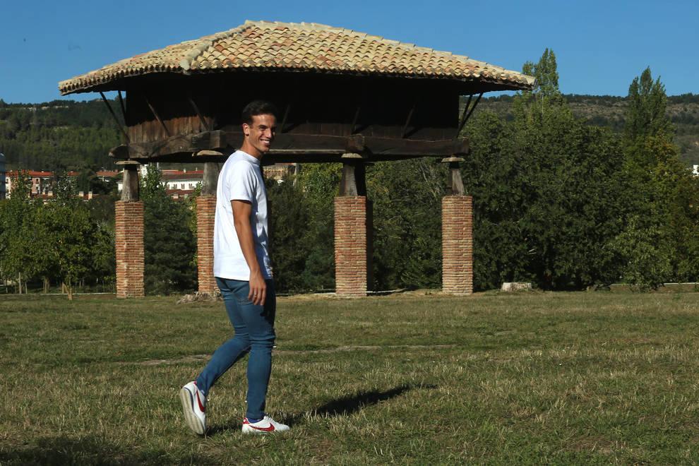 Fotografía del hórreo de Aranzadi.