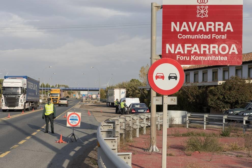 Navarra se inclina por levantar el cierre perimetral este domingo