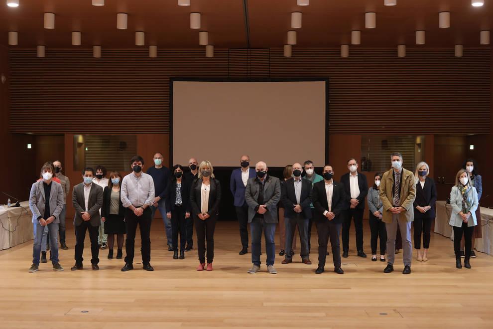 Navarra promueve su candidatura para la Nueva Bauhaus de renovación urbana europea