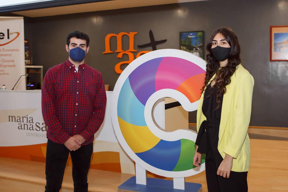 Estudiantes navarros participan Cooperative Campus con otras regiones europeas