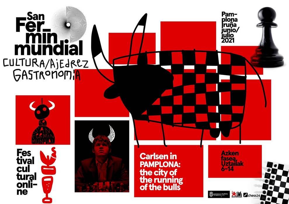 Presentado el Festival cultural online San Fermín Mundial La fiesta inteligente