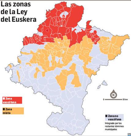 Se valorará el euskera en todos los puestos sanitarios de la zona mixta