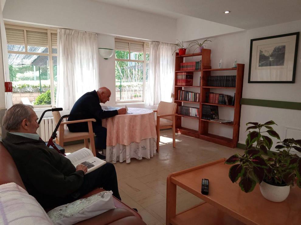 La residencia se adapta a los mayores