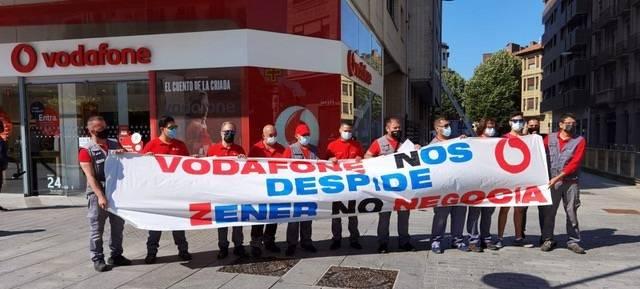 UGT rechaza los inminentes despidos de 27 trabajadores de Zener Plus en Pamplona