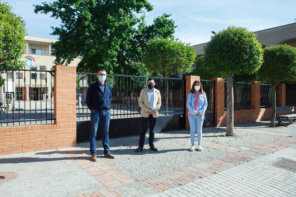 Invierten 40.000 € en la mejora de las instalaciones de la residencia de Buñuel