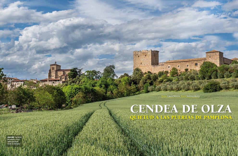 La Cendea de Olza, protagonista en el número 63 de Conocer Navarra