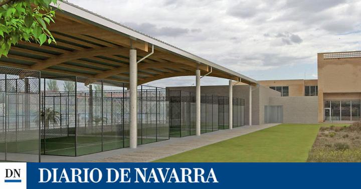 Tudela gastar 1 3 millones para hacer viable su piscina for Piscinas cubiertas tudela