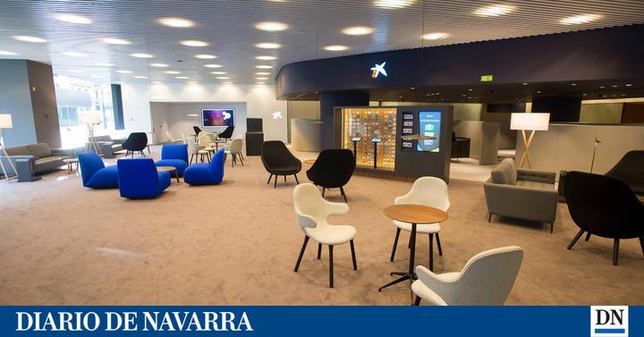 Caixabank estren el pasado martes un nuevo tipo de for Oficina turismo tudela
