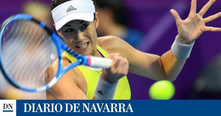 Muguruza Y Serena Williams Ya Entrenan En París Noticias De Tenis