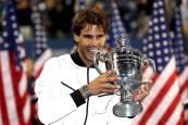 Triunfo de Nadal en el US Open