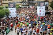 Imágenes de la I San Fermín Marathon