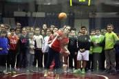 Helvetia Anaitasuna v. Ademar León. Fiesta del balonmano