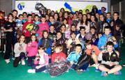 Primera Jornada de los Juegos Deportivos de Menores