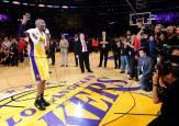 Despedida de Kobe Bryant