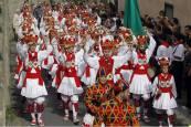 Procesión de San Fermín de Aldapa 2016 (II)