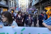 Protestas en Pamplona contra la reválida