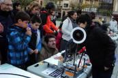Inauguración de la Semana de la ciencia en Pamplona