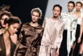 Desfiles en la Mercedes Benz Fashion Week Madrid