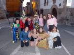 Aoiz: Carnaval de mascaritas y cascabobos