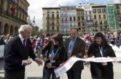 Segunda etapa de la Vuelta al País Vasco