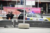Un camión arrolla a varias personas en Estocolmo