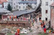 Explosión de gas en un edificio en Polonia